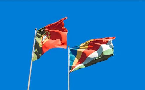 Fotos de stock gratuitas de administración, asta de bandera, bandera nacional