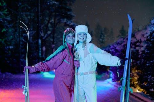 コールド, シーズン, スキーの無料の写真素材