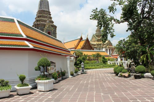 Free stock photo of architecture, Bangkok, thailand, wat arun