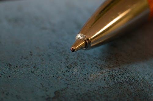 Бесплатное стоковое фото с макрос пера, ручка