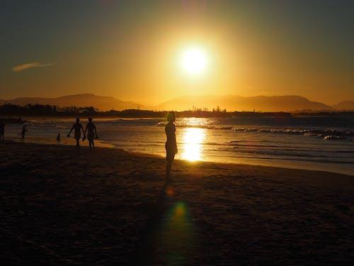 光, 光線, 拜伦湾 的 免费素材图片