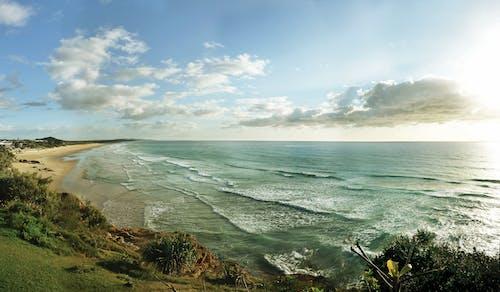 日出, 昆士兰, 海洋 的 免费素材图片