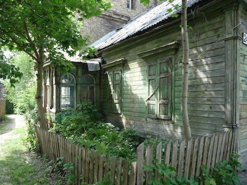 愛沙尼亞, 木房子, 木材 的 免费素材图片