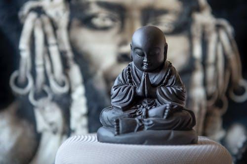 A Buddha Sculpture