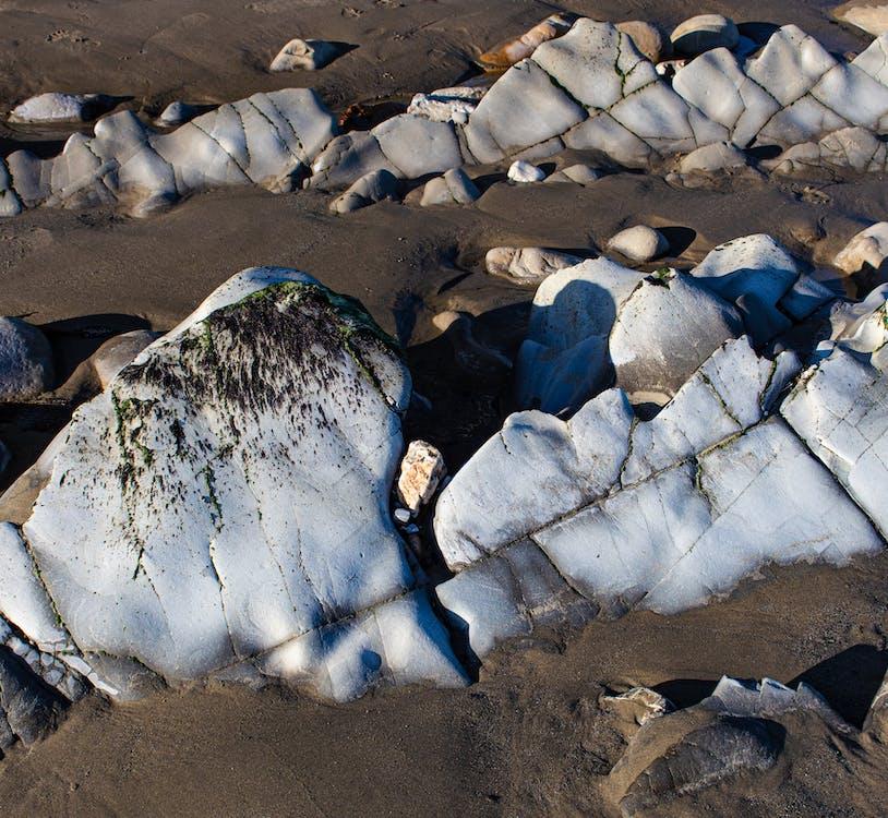 Free stock photo of beach, landscape, rocks