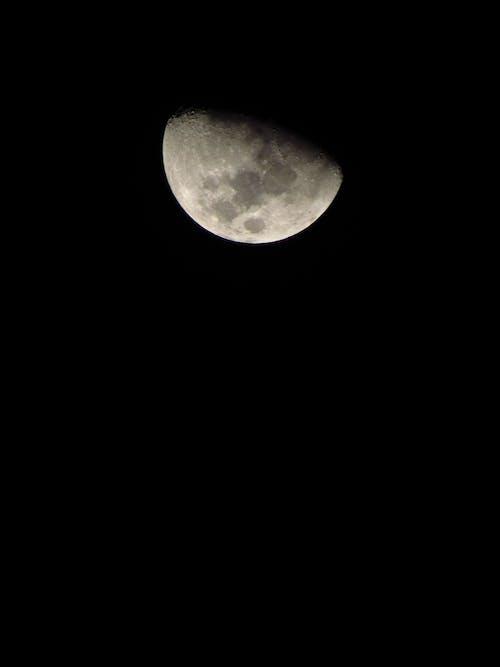 Immagine gratuita di astronomia, cielo, fotografia lunare
