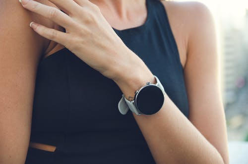 Free stock photo of adult, apple watch, buttocks