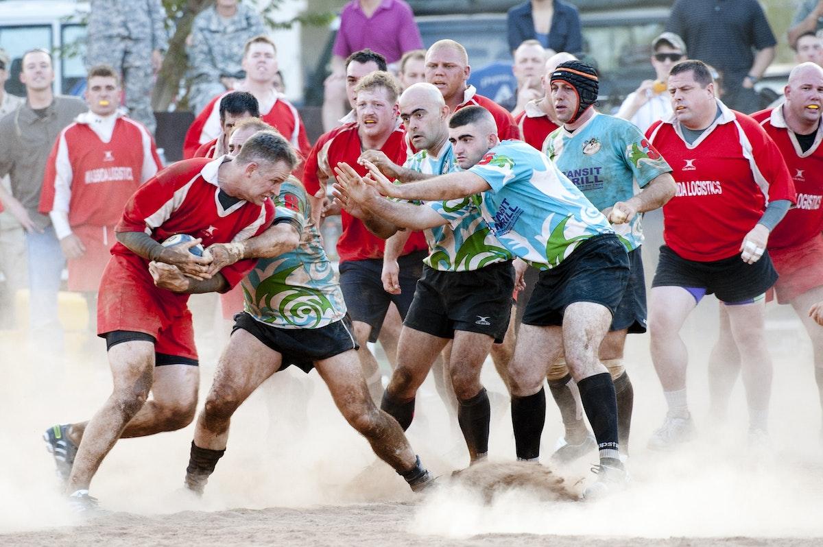 Rugby ST ETIENNE DU BOIS