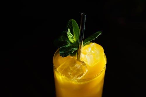 Imagine de stoc gratuită din băutură, cocktail, fân