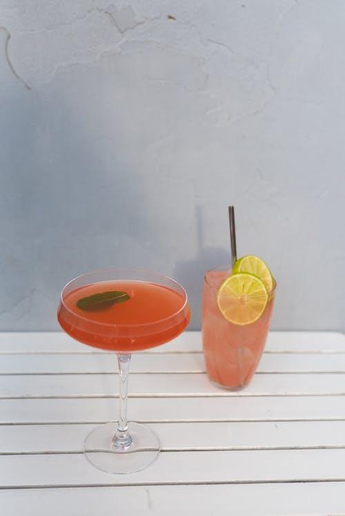 Imagine de stoc gratuită din băutură, cocktailuri, fân