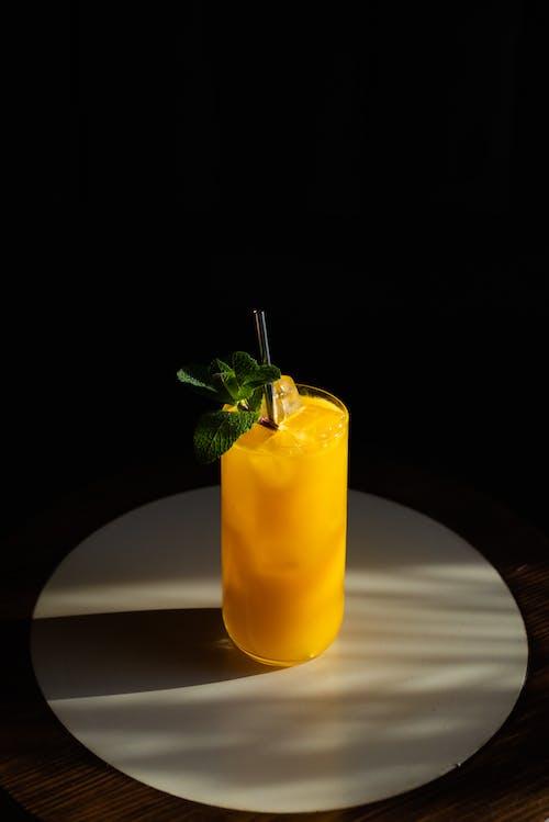 Základová fotografie zdarma na téma alkoholické, fotografie jídla, koktejl