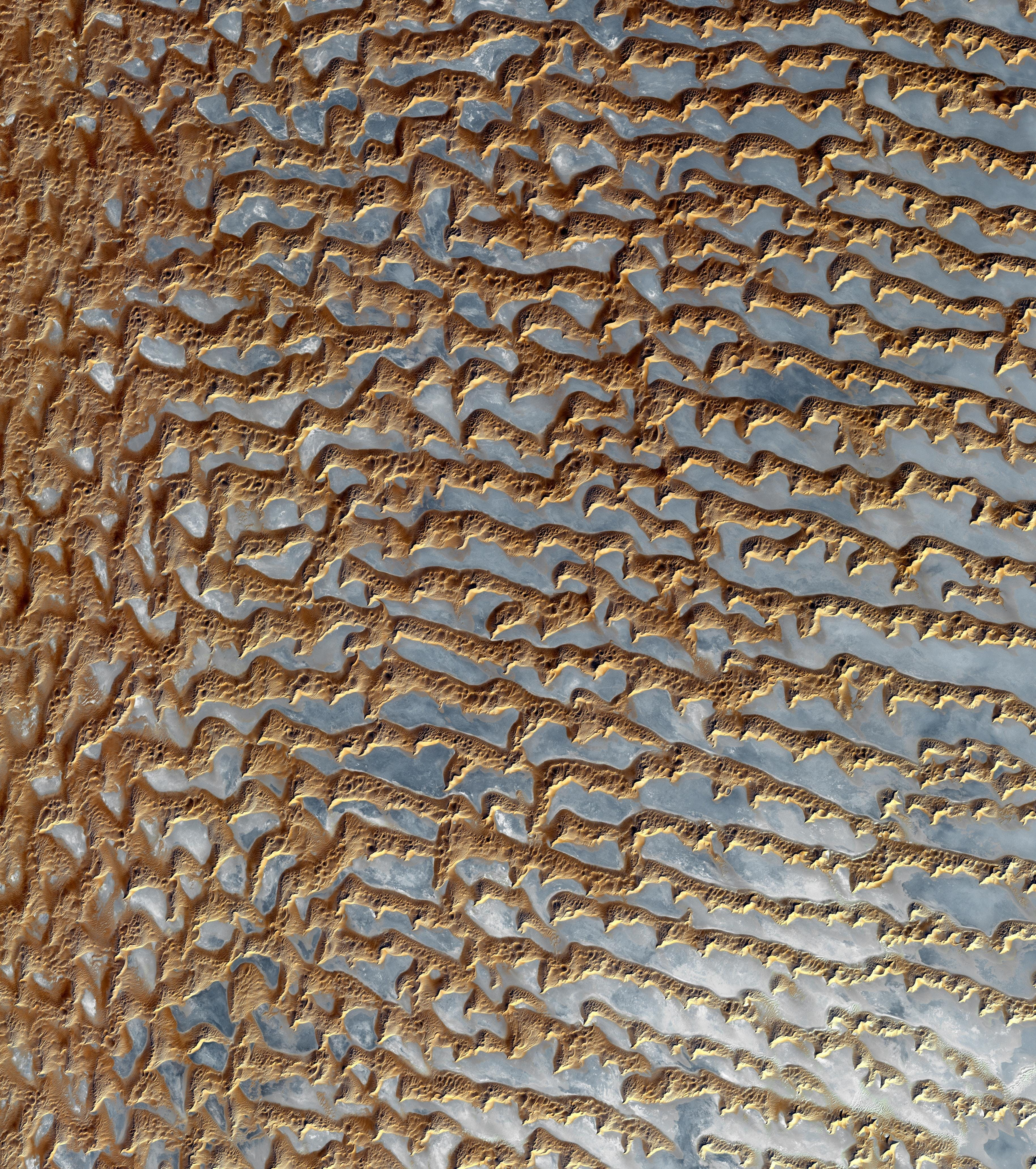 Gray and Brown Rough Textile