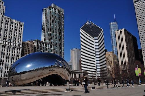 Free stock photo of chicago, city, cityscape