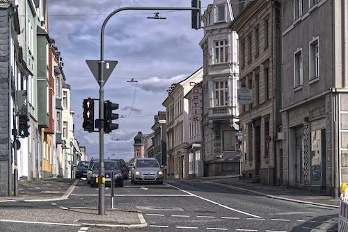 Gratis stockfoto met oude stad