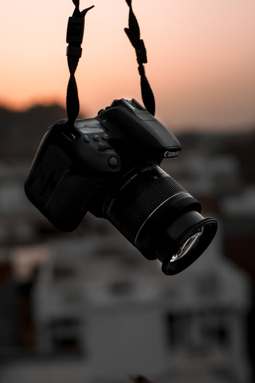 A Camera in Midair