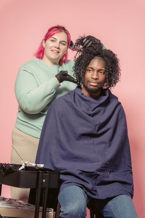 Ingyenes stockfotó afro-amerikai férfi, alkalmaz, barna témában