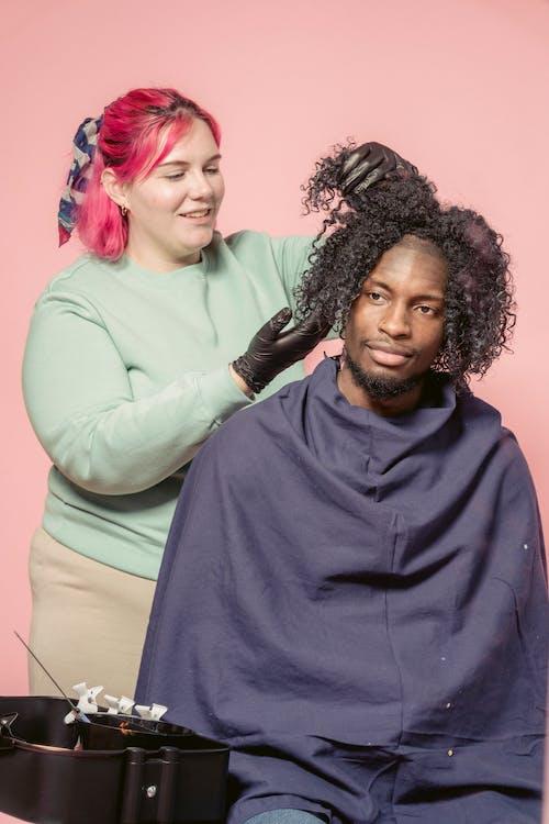 Fotobanka sbezplatnými fotkami na tému Afroameričan, bruneta, černoch