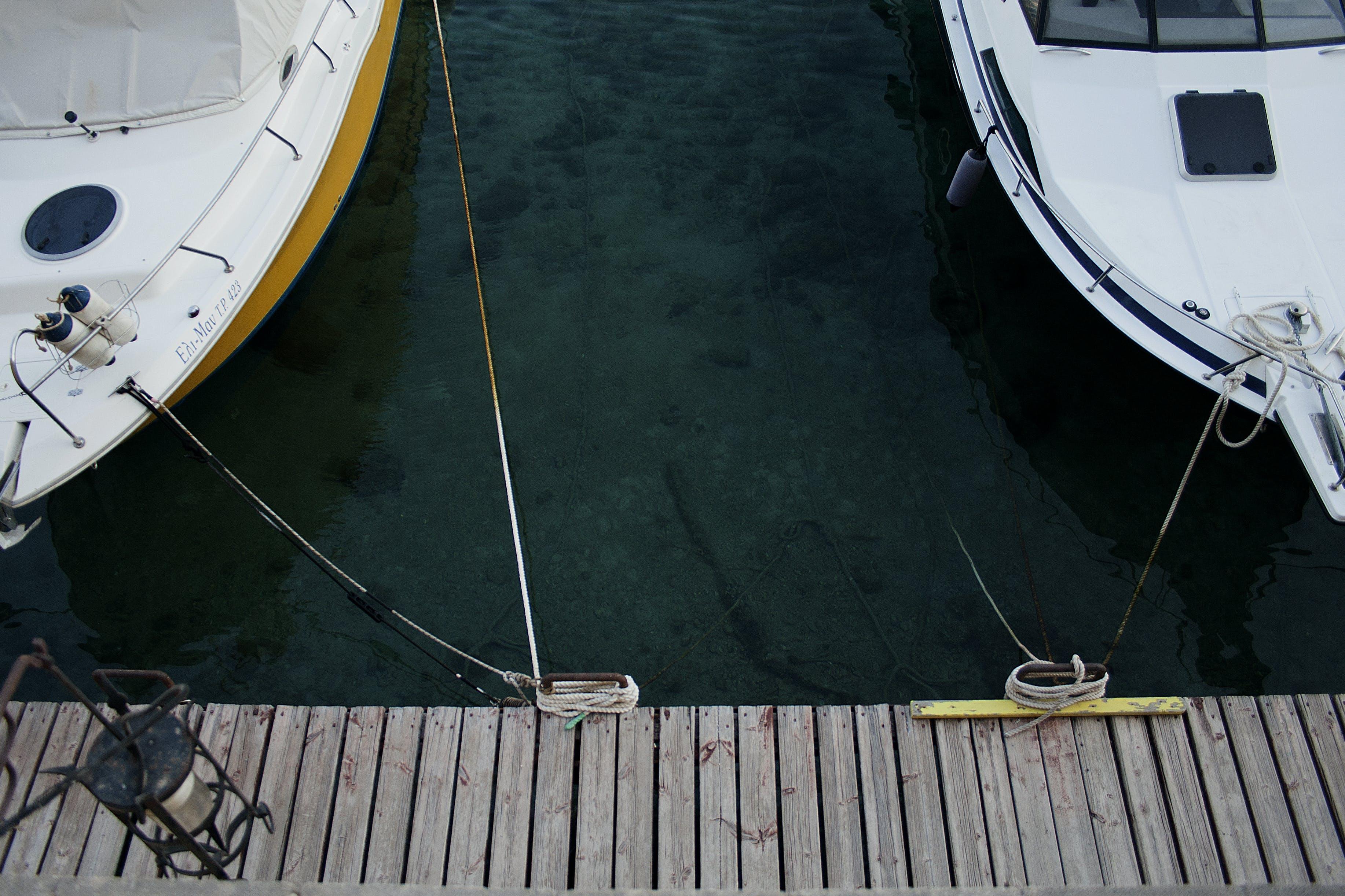Бесплатное стоковое фото с вода, греция, лодки, море
