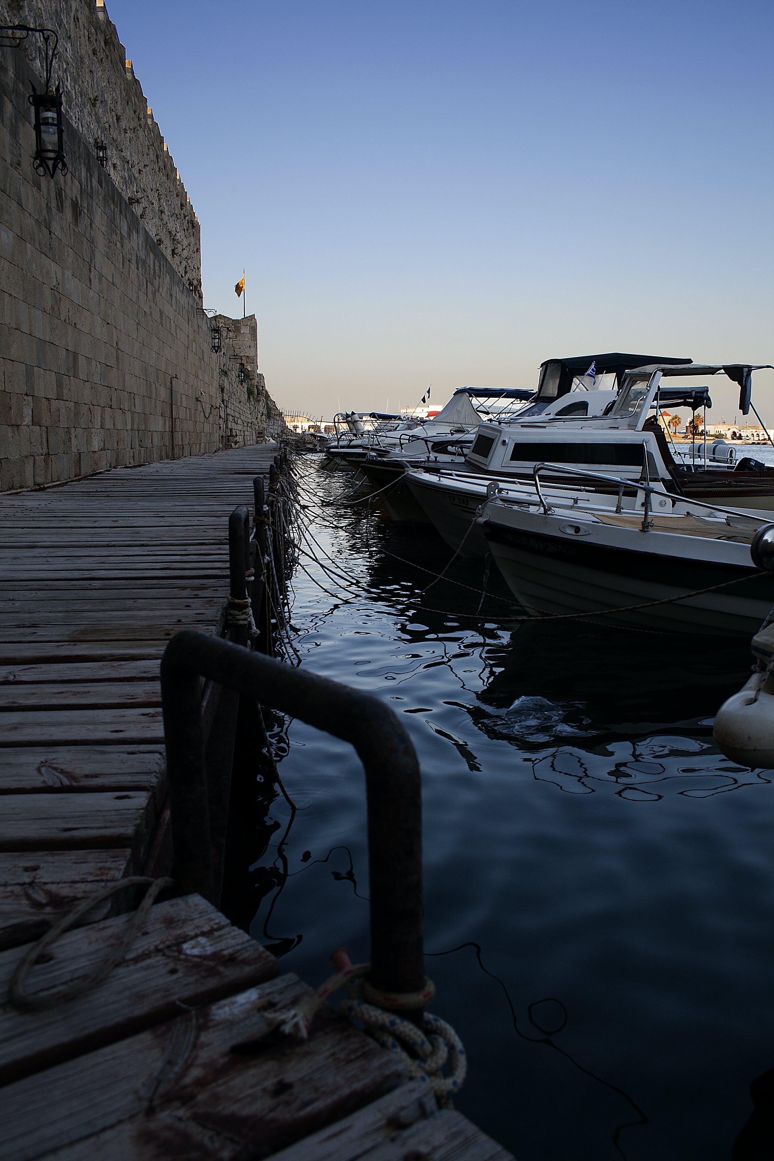 Free stock photo of boat, boat deck, greece, sea