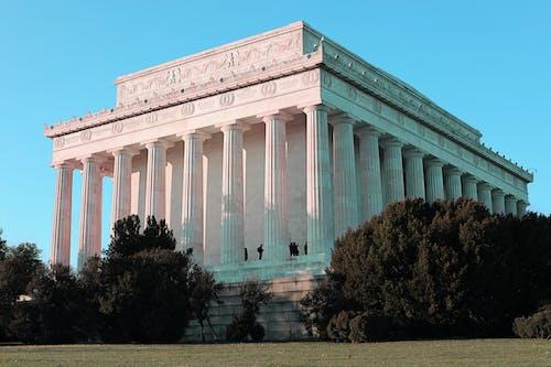 リンカーン記念館, ワシントンDC, ワシントン記念碑の無料の写真素材