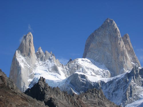Foto stok gratis alam, gunung, gunung berbatu, lansekap