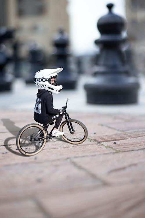 Immagine gratuita di andare in bicicletta, arte, azione