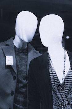 Free stock photo of fashion, blue, dark, old-fashioned