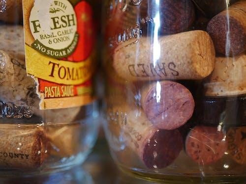 葡萄酒, 葡萄酒瓶塞, 軟木塞 的 免费素材图片