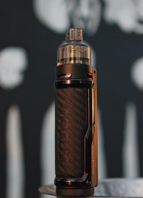 Kostnadsfri bild av e-cigarett, grunda fokus, närbild