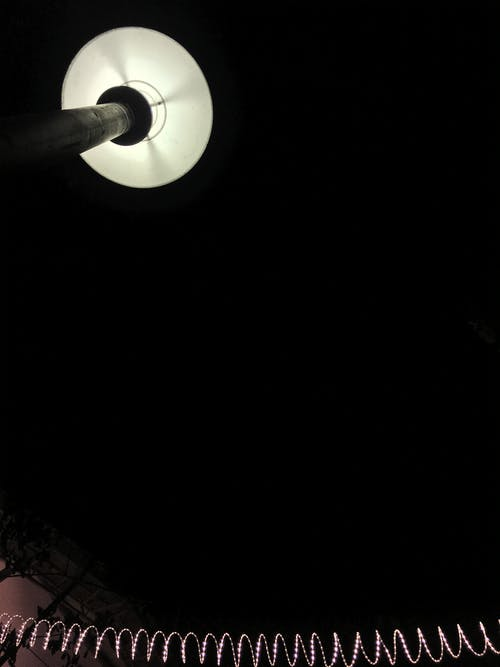 คลังภาพถ่ายฟรี ของ กระเปาะ, กลางคืน, มืด, สว่าง
