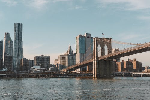 A Scenic New York City Skyline
