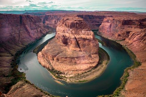 Free stock photo of arizona, canyon, clear sky