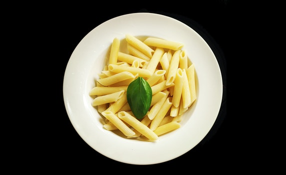 Free stock photo of food, lunch, meal, pasta