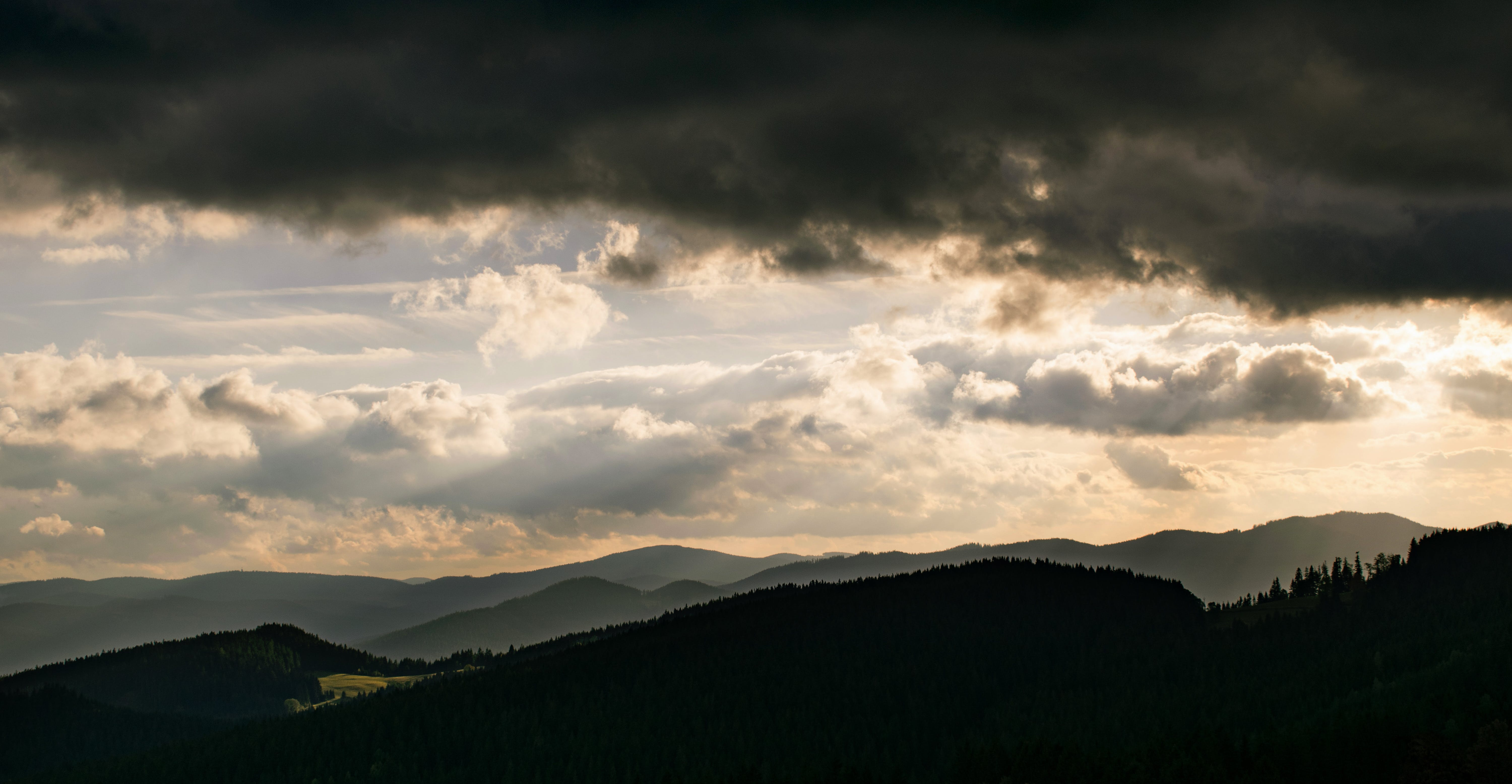 Free stock photo of beskydy, czech republic, mountains