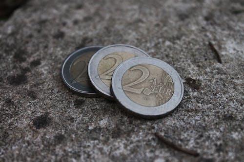 Ilmainen kuvapankkikuva tunnisteilla 6 euroa, eur, raha