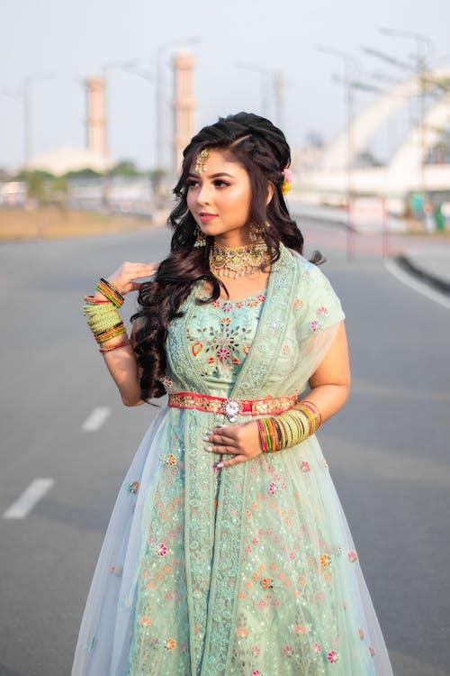 Free stock photo of adult, beautiful, beautiful bride