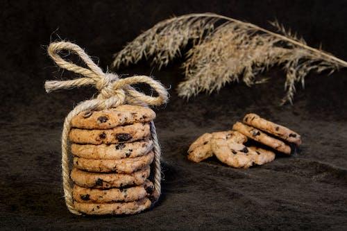 Gratis arkivbilde med bakverk, bundet, cookies