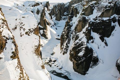 优美的风景, 冬季, 冰島 的 免费素材图片