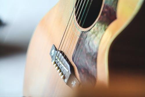 原聲吉他, 吉他弦, 吉他桥 的 免费素材图片
