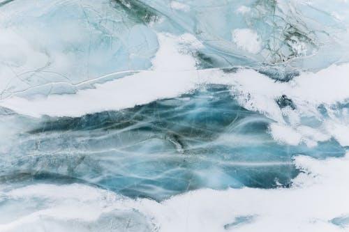 Fotos de stock gratuitas de agrietarse, congelado, cubierto de hielo