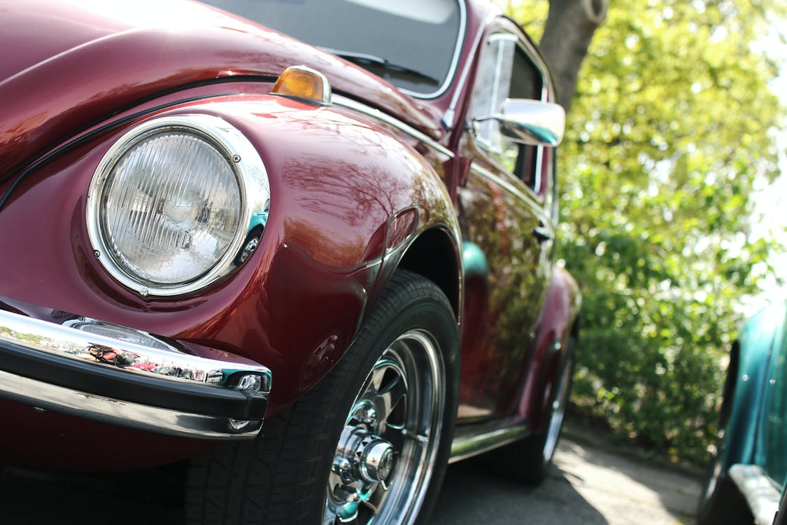 автомобиль, классический, ретро