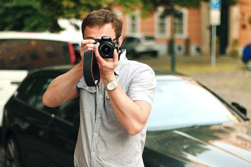 Fotos de stock gratuitas de afición, cámara, Canon, DSLR