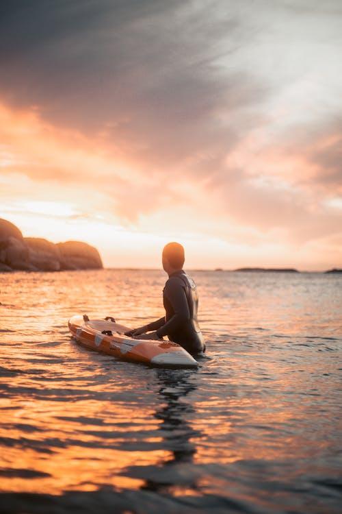 Free stock photo of beach, Cape Town, dawn