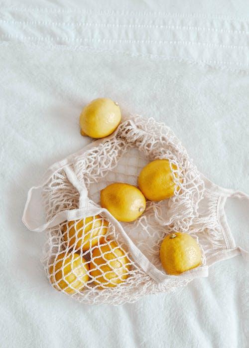 Free stock photo of bowl of fruit, breakfast, citron