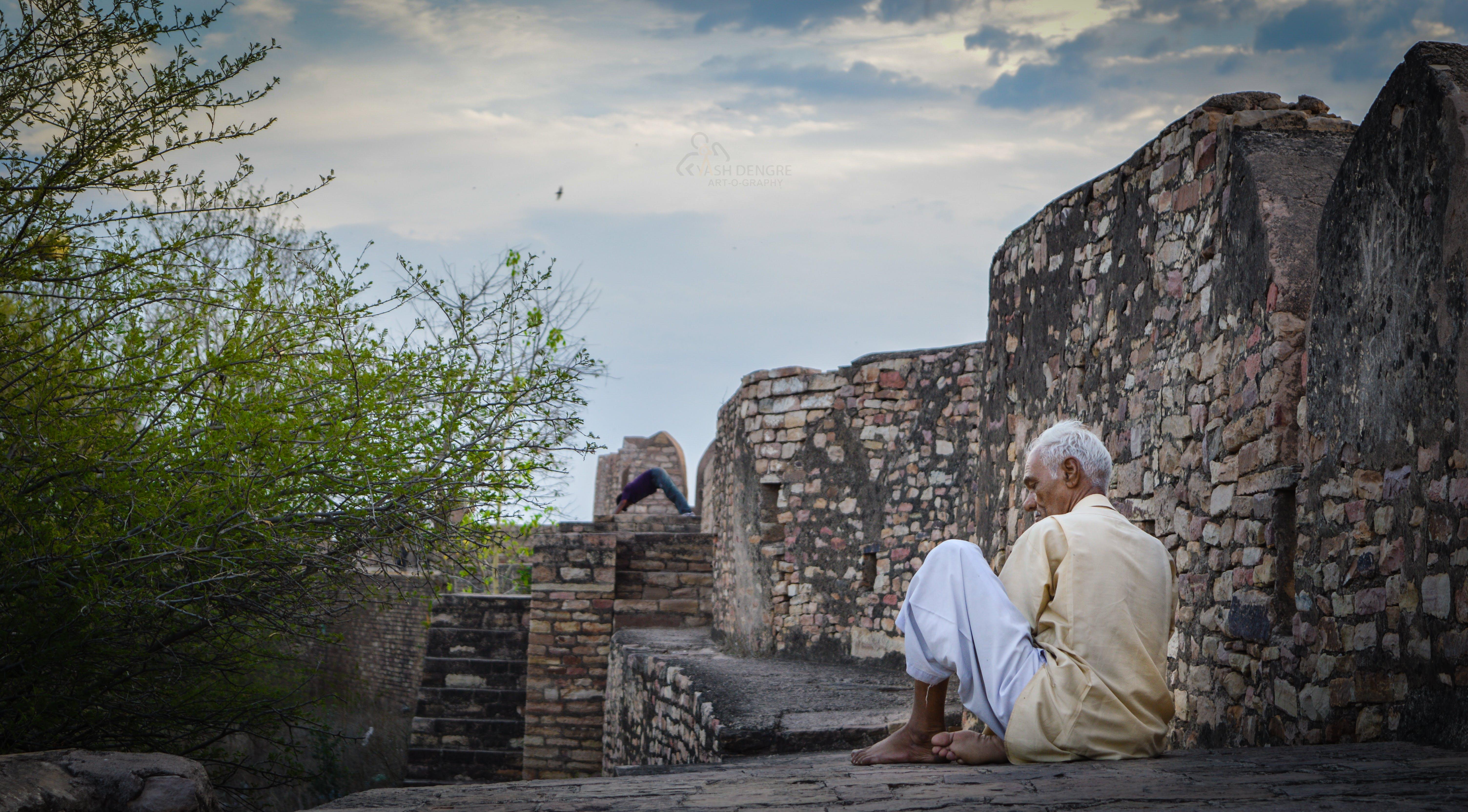 gesundheit, indien, meditation