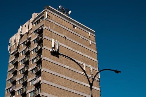 Fotobanka sbezplatnými fotkami na tému apartmán, balkóny, budova