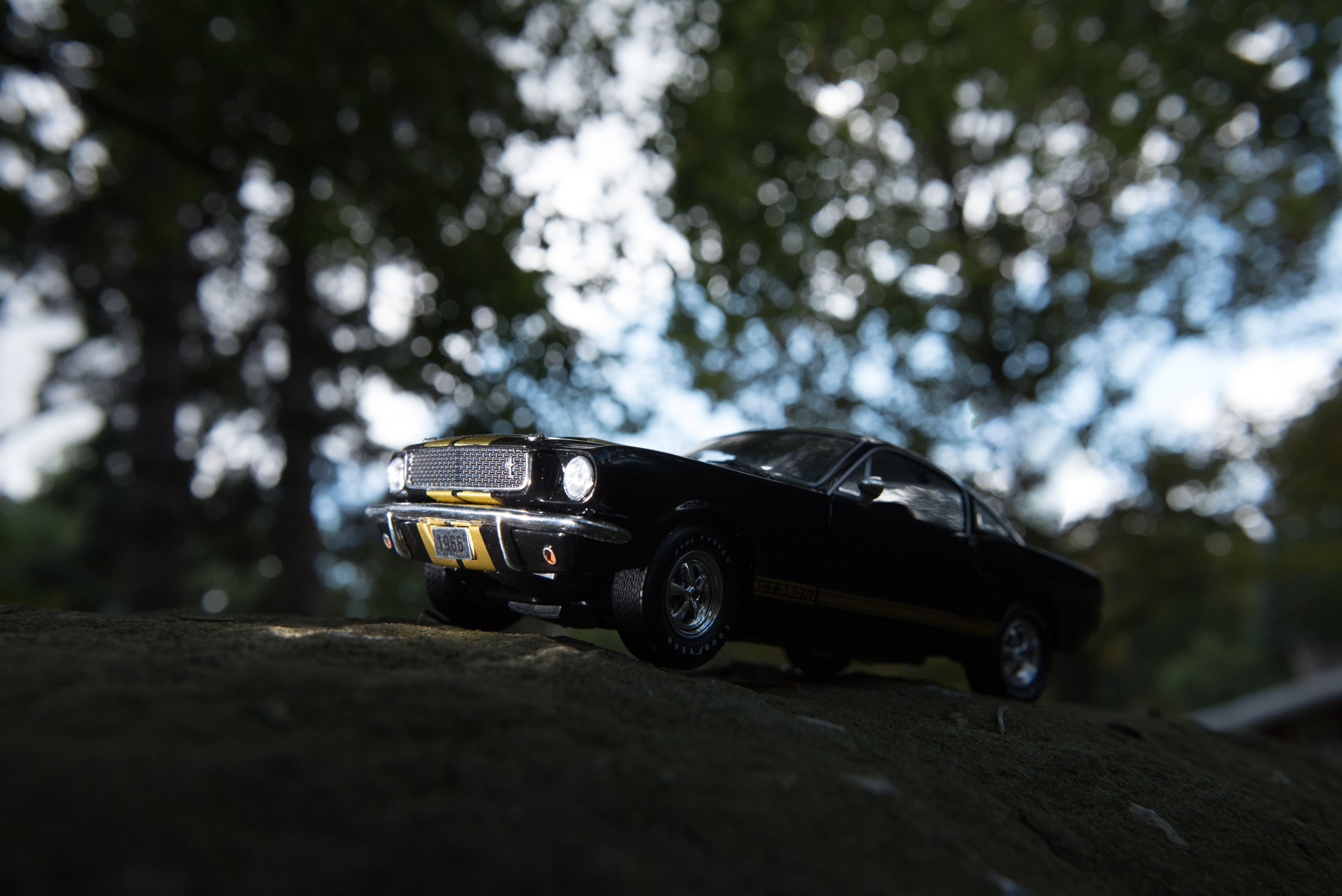 Free stock photo of diecast, ford, ford mustang, model car
