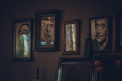 Gratis lagerfoto af dali, værelse