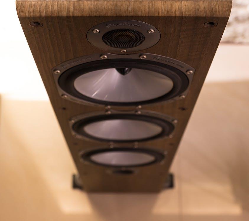 Free stock photo of column, loudspeaker, speaker
