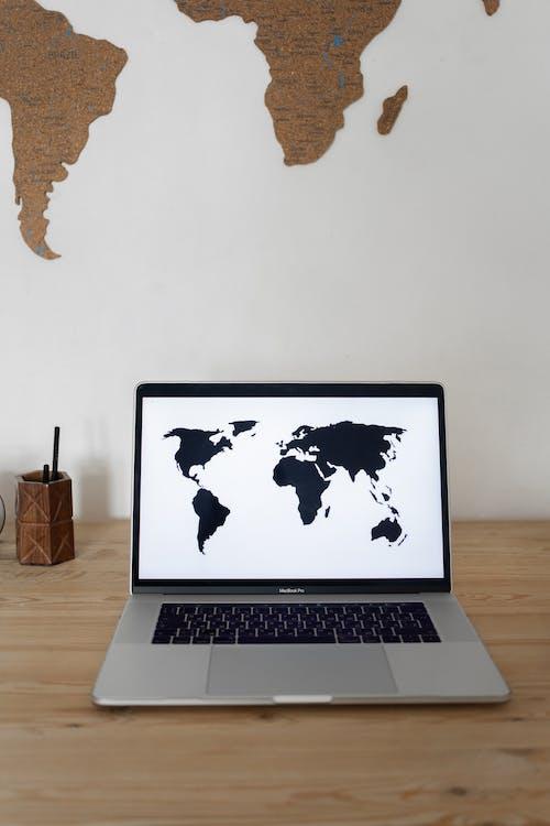 Immagine gratuita di articolo, cartina geografica, contenitore
